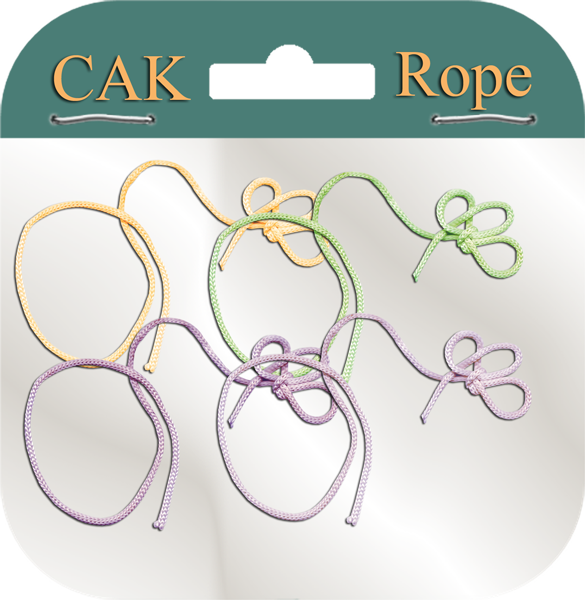 CAK August Early Days Rope